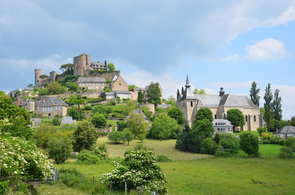 Turenne in Nouvelle-Aquitaine