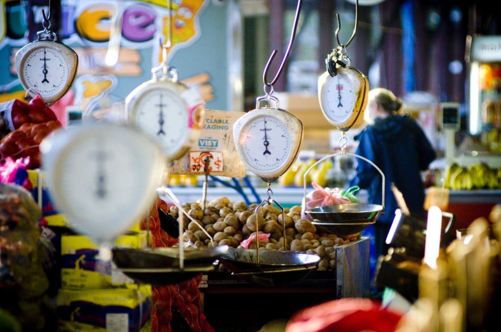 Markt in Melbourne