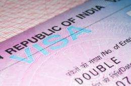 Indien-Visum