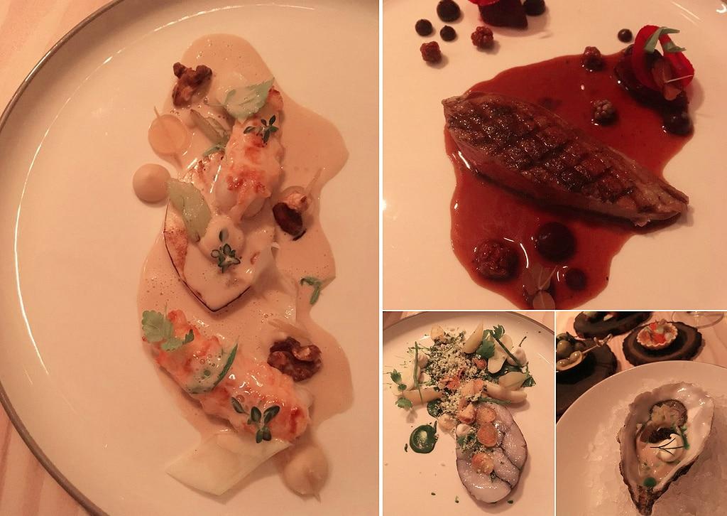 Essen im Restaurant Niels in Kopenhagen