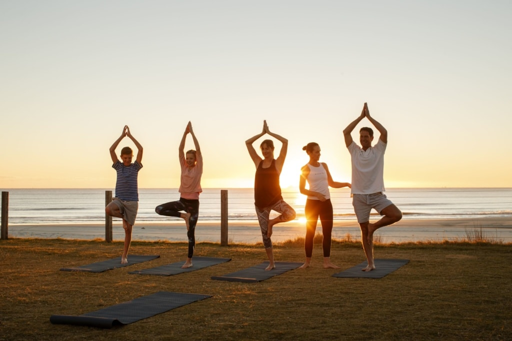 Elements of Byron - Yoga in Queensland, Australien