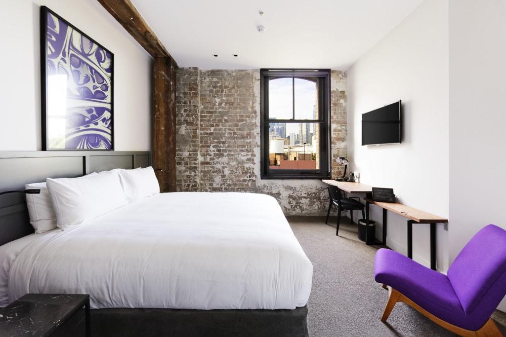 Zimmer im 1888 Hotel in Sydney