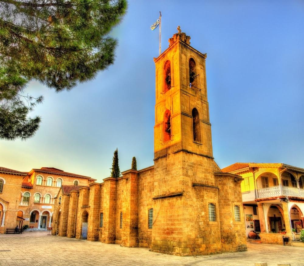 Agios-Ioannis-Kirche in Nikosia