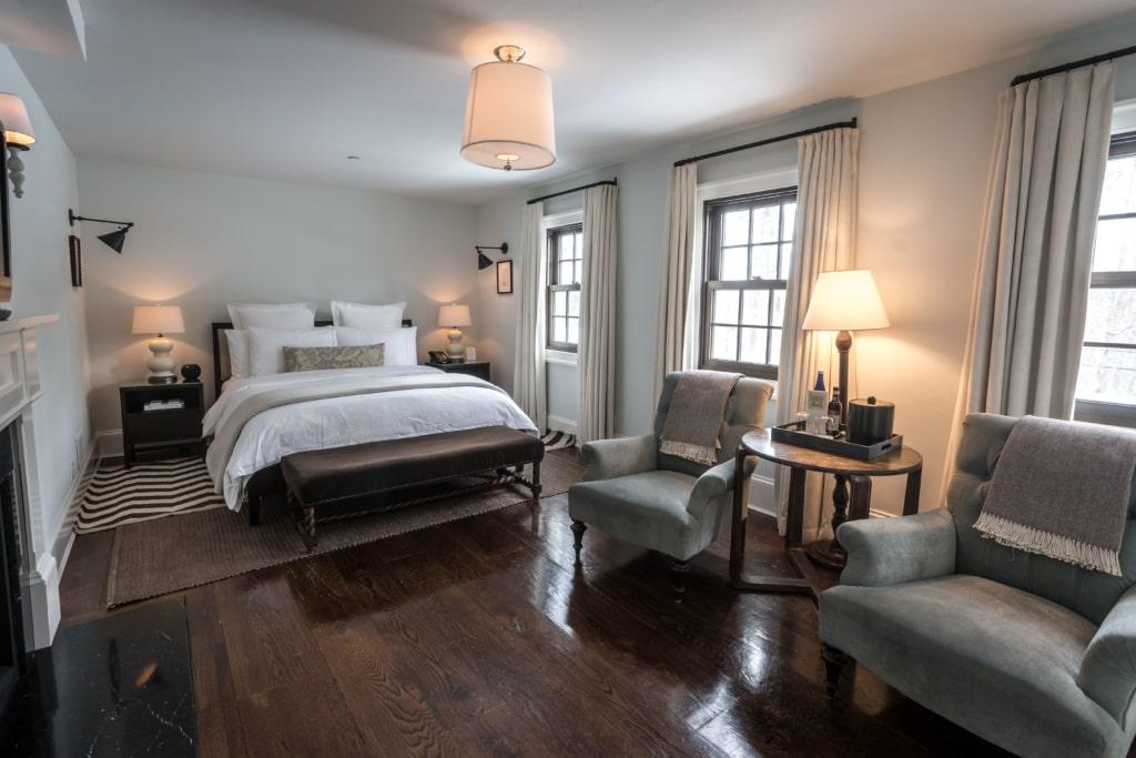 Das Bedford Inn in New York ist stilvoll und gemütlich, Besitzer ist keine anderer als Richard Gere.