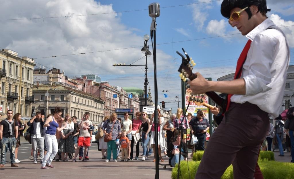 modernes St. Petersburg