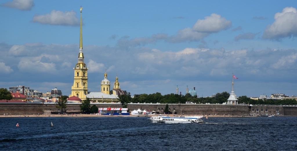 Sankt Petersburg Sightseeing