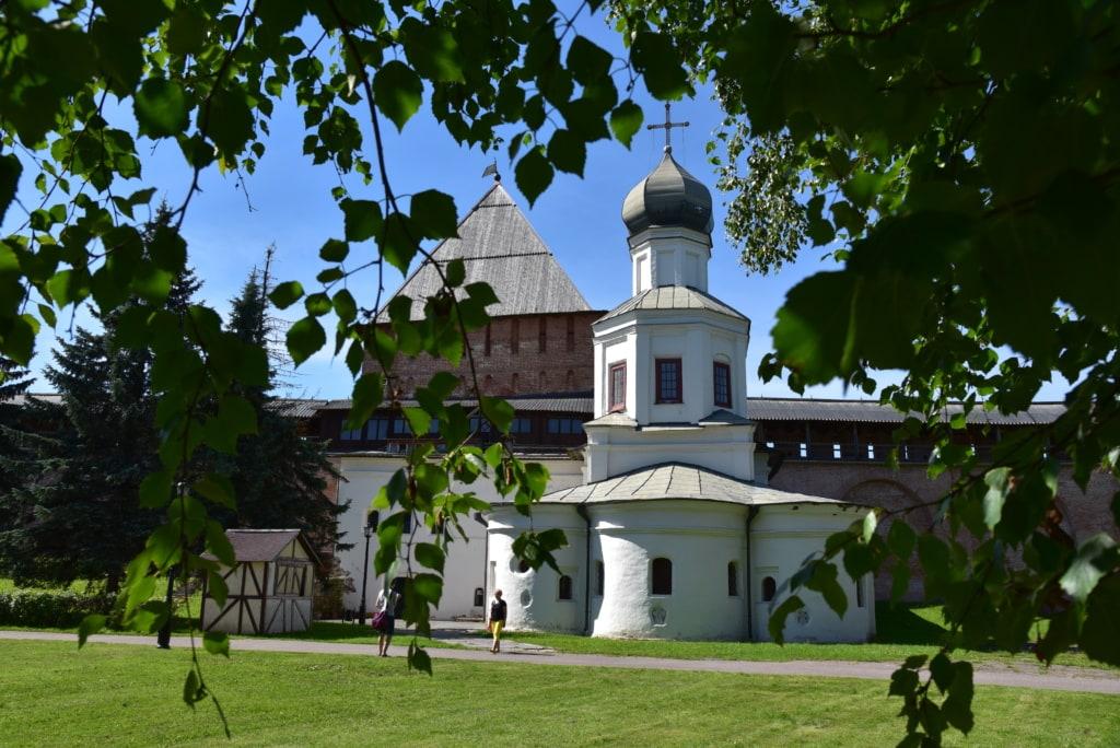 Newski Kloster in Weliki Nowgorod