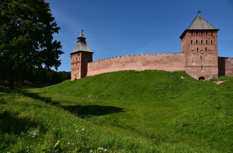 Kreml Weliki Nowgorod - Russland