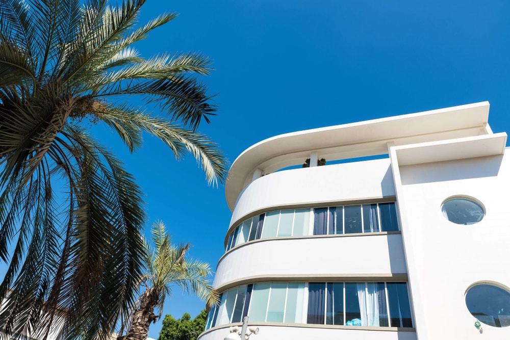 Bauhaus-Stil in Tel Aviv