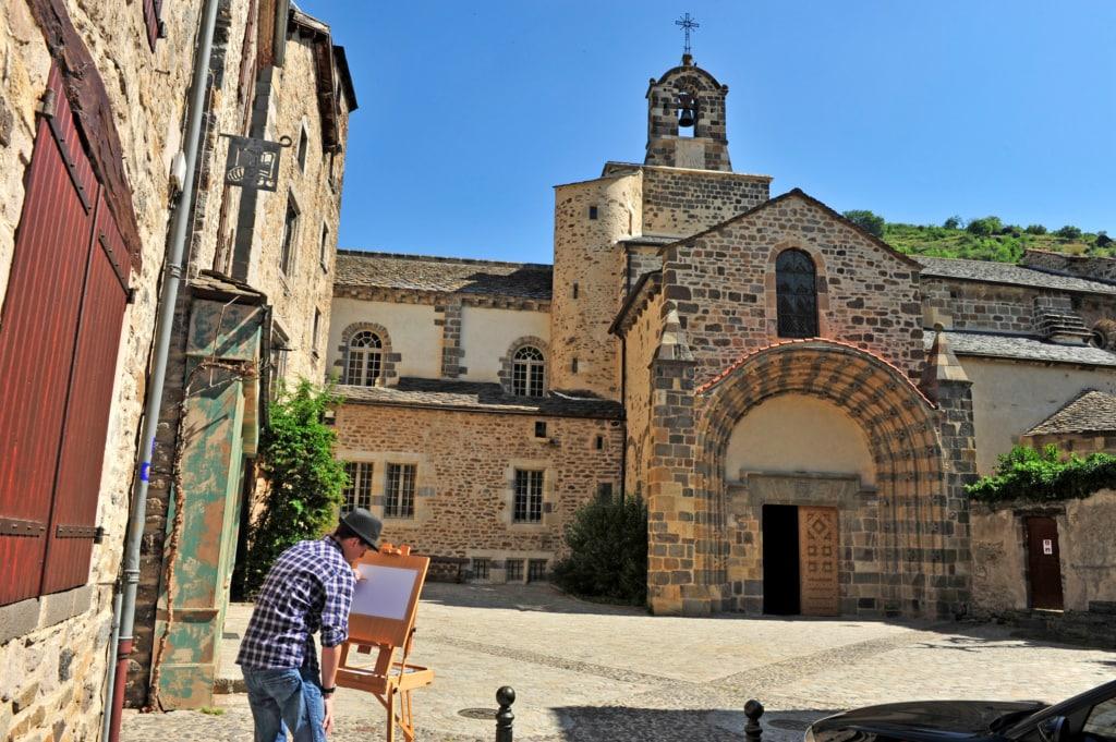 Blesle, village médiéval (43) - Plus beaux villages de France