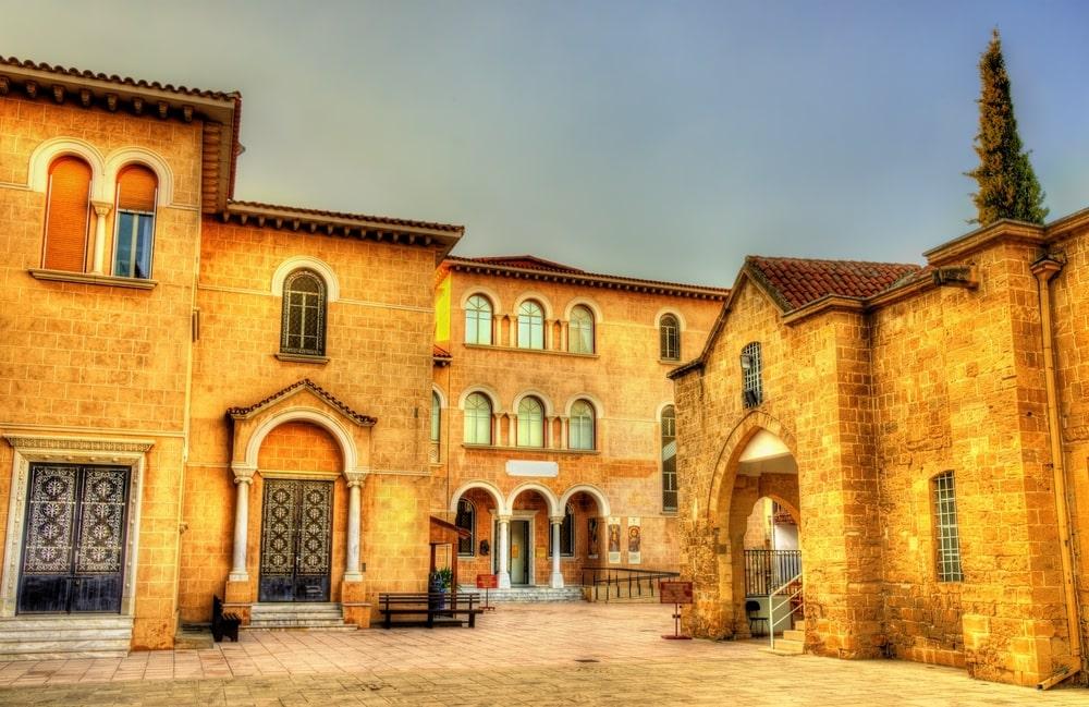 Byzantinische Museum in Nikosia