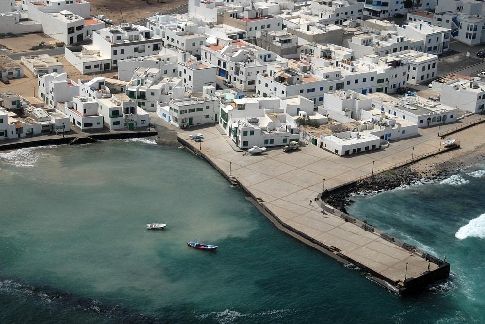 Lanzarotes schönste Dörfer: Caleta de Famara