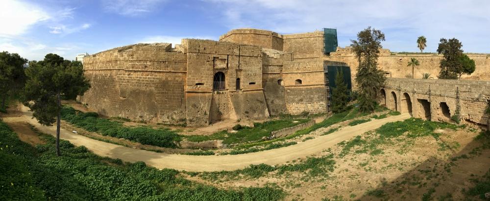 Famagusta-Mauer in Nikosia