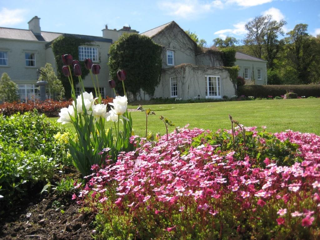 Das Gregans Castle Hotel in Irland ist perfekt für ein romantisches Wochenende.