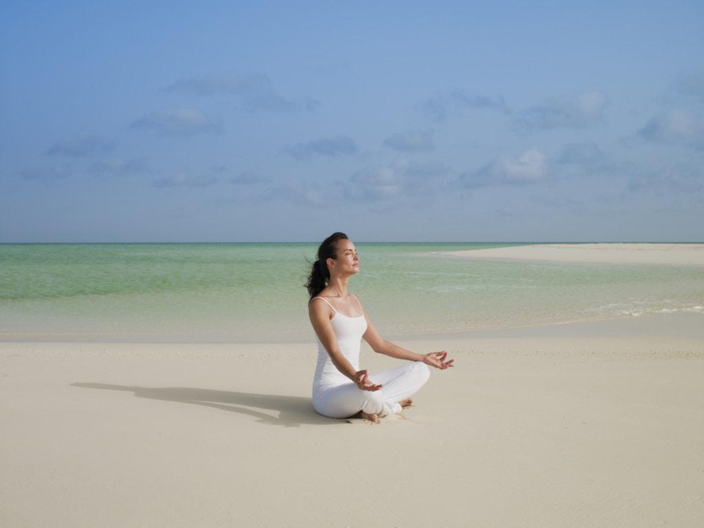 Como Parrot Cay _ Luxushotel in der Karibik mit Yoga