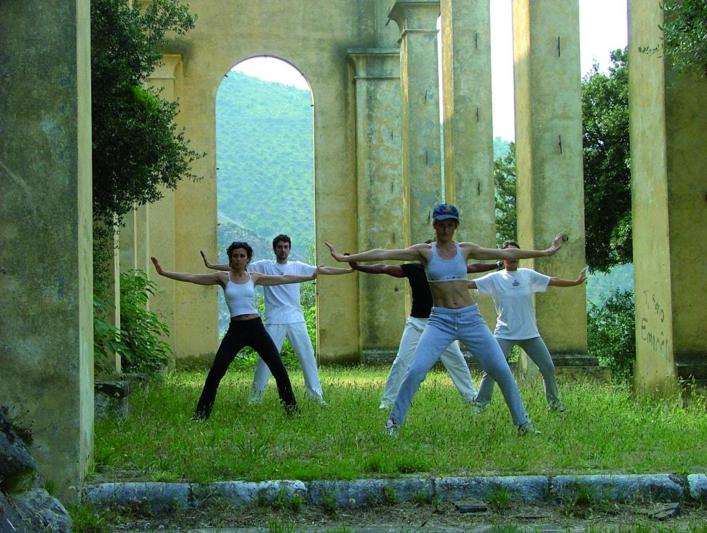 Fit in Italien - Bagni di Pisa - Yoga in der Toskana