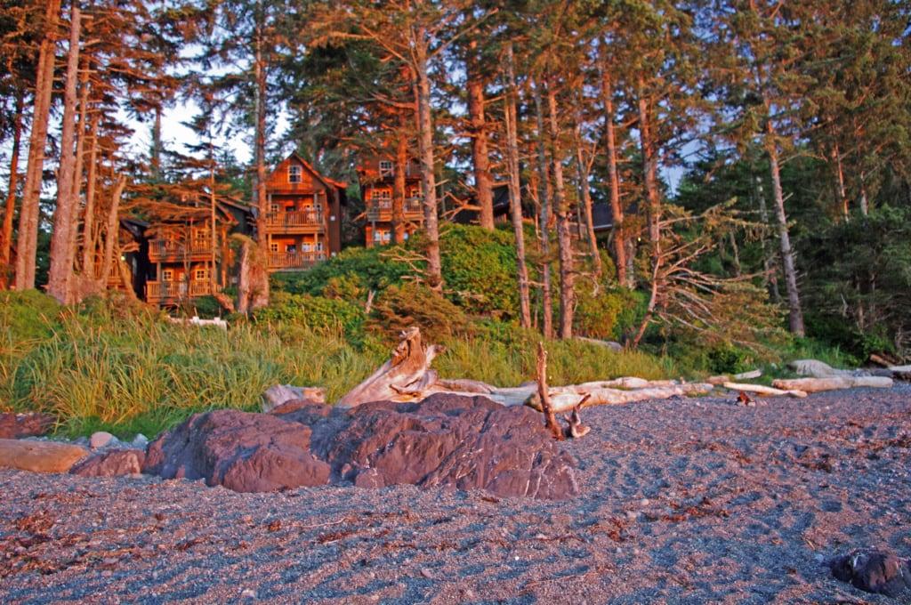 In British Columbia hat Jason Priestly ein rustikales Paradies für Naturliebhaber geschaffen.
