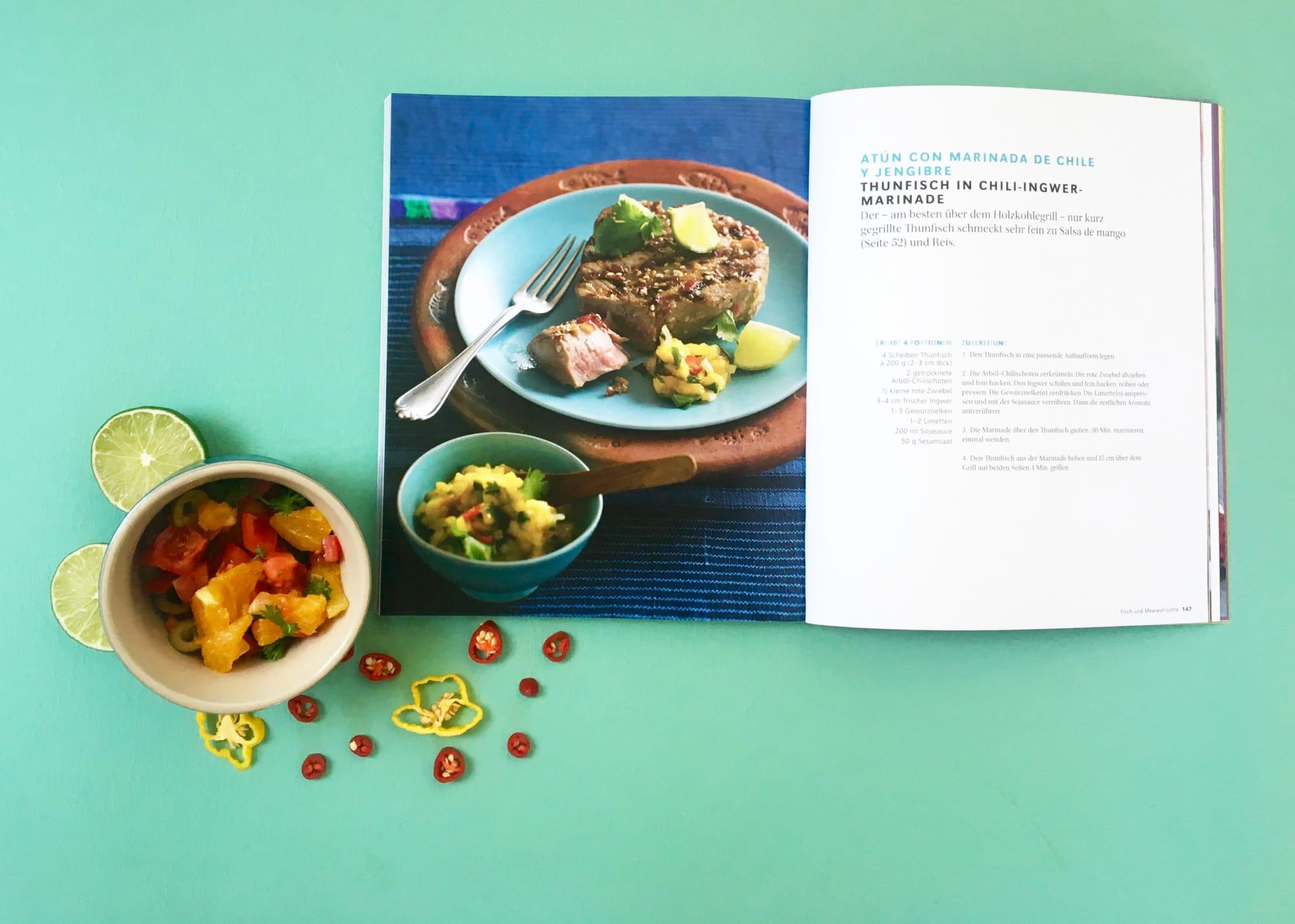 Mexikanische Küche: Unsere Kochbuch-Favoriten - reisen EXCLUSIV