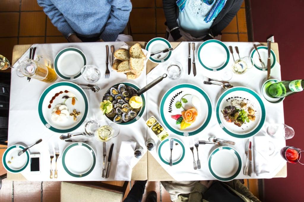 Quinta do Furao Restaurant auf Madeira