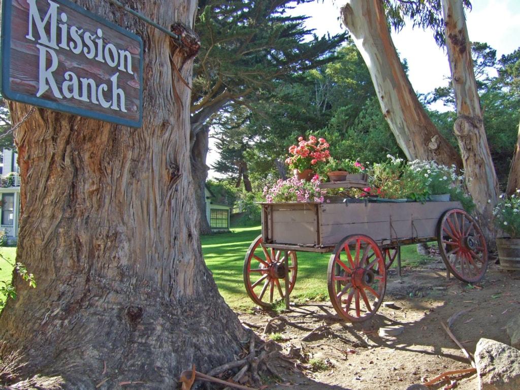 Die Mission Ranch in Carmel-by-the-Sea in Kalifornien ist Hotspot der Promis, und auch Clint Eastwood besitzt hier ein Hotel.
