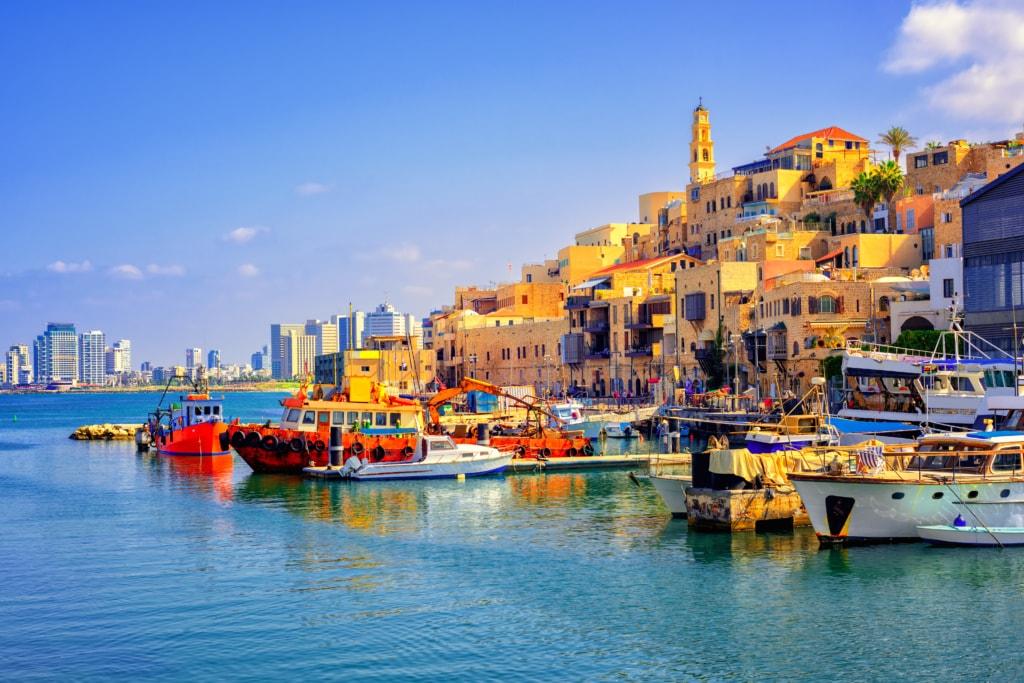 In Tel Aviv treffen Tradition und Moderne aufeinander.