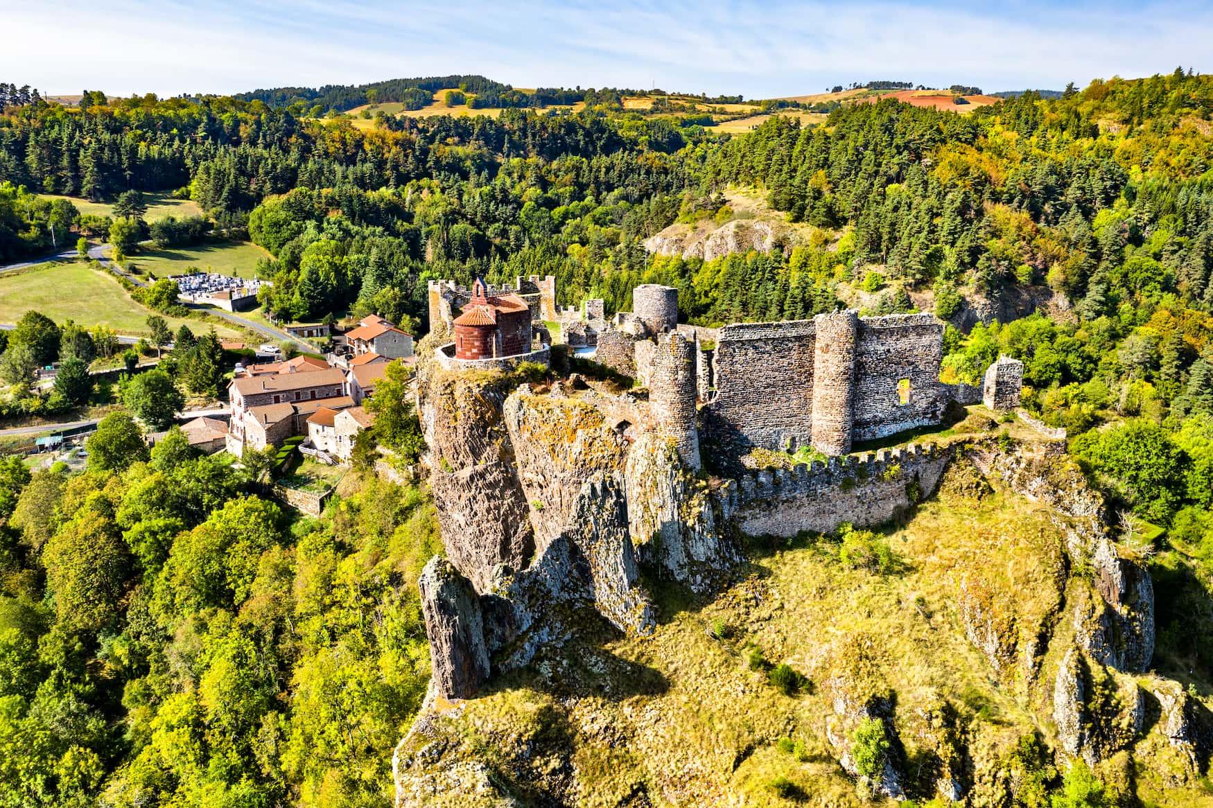 Schloss in Arlempdes