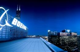 Boeing-Gebäude
