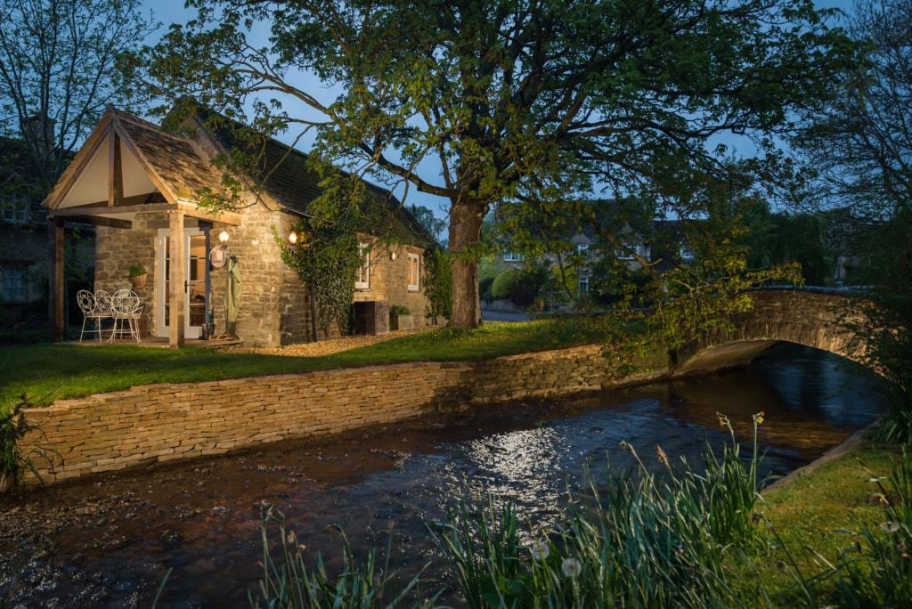 Filly Island nennt sich dieses hübsche Cottage in England.