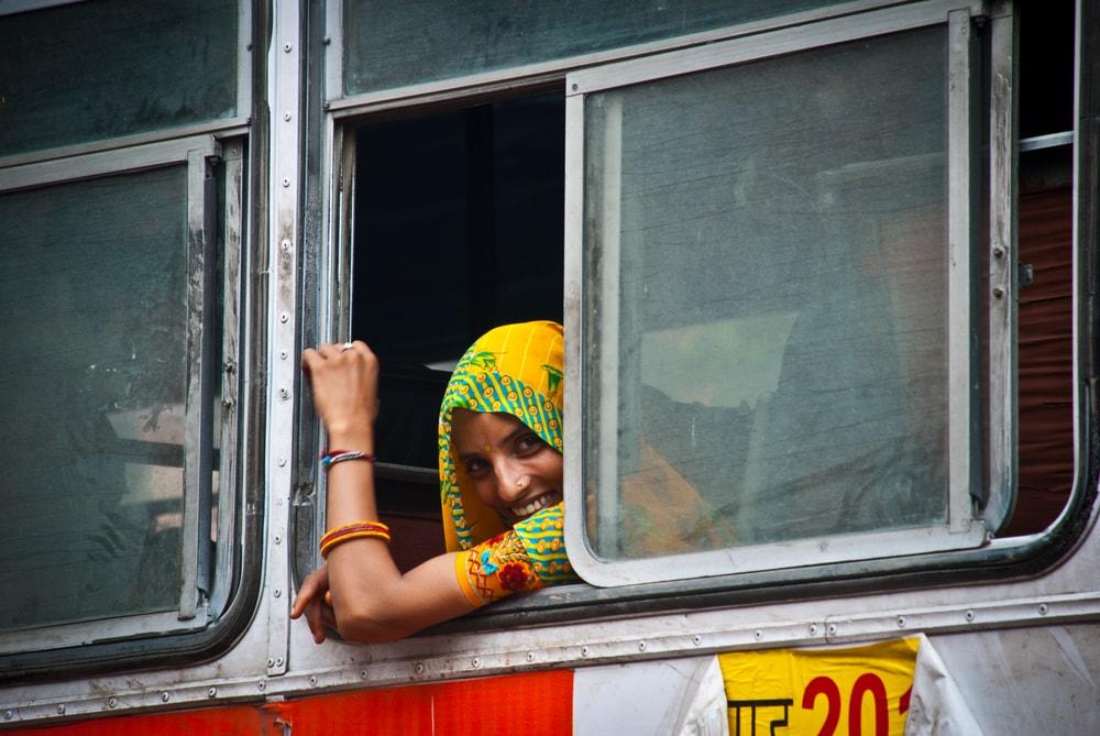 Indiens Autobahnen - Indien-Erlebnisse