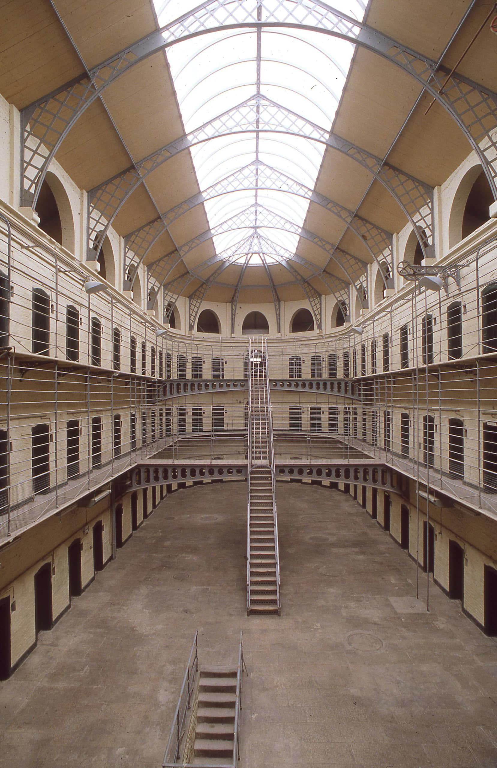 Zellen des Kilmainham Gaol Gefängnis' in Dublin
