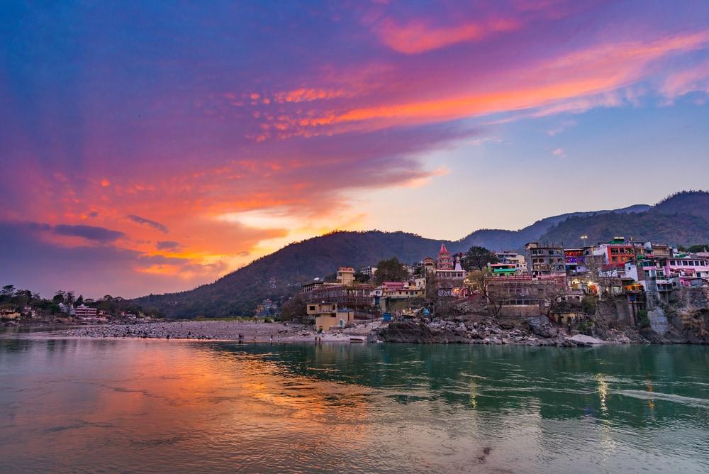 rishikesh-geburtststadt des yoga - indien-erlebnisse