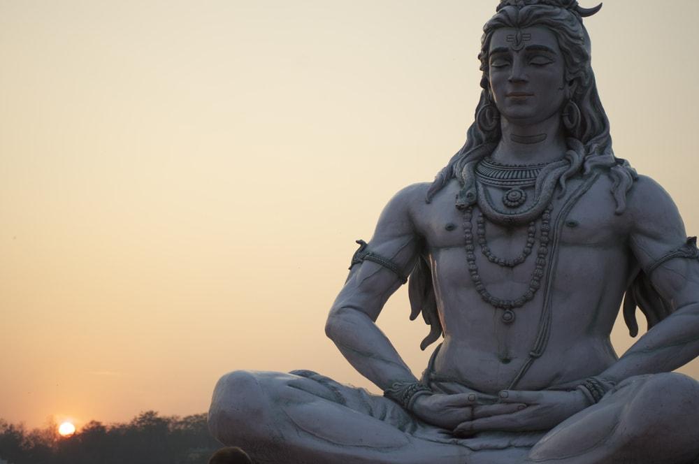 shiva-rishikesh - geburtststadt des yoga - indien-erlebnisse