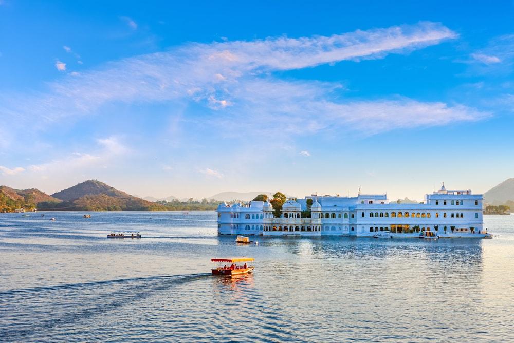 taj lake palace- udaipur