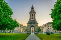 Das Trinity College gehört zu den meistbesuchtesten Attraktionen in Dublin