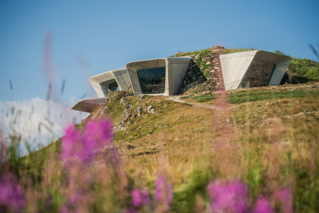 Architektur in Südtirol: Messner Museum