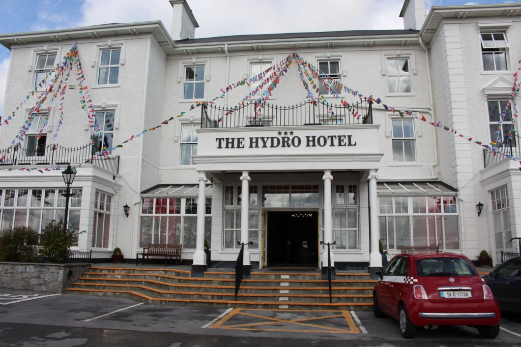 Hydro Hotel in Lisdoonvarna zum Single-Festival