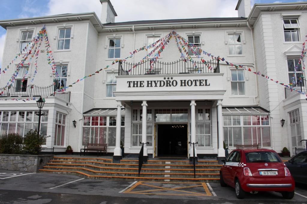 Hydro Hotel in Lisdoonvarna zum Single-Festival