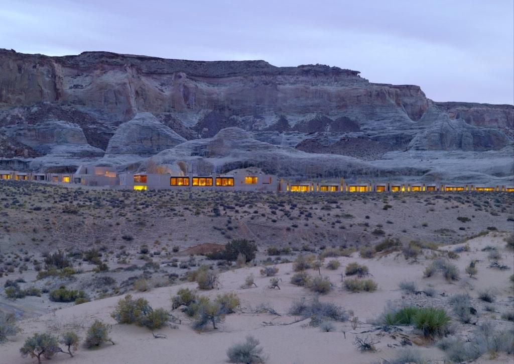 Amangiri Hotel Utah