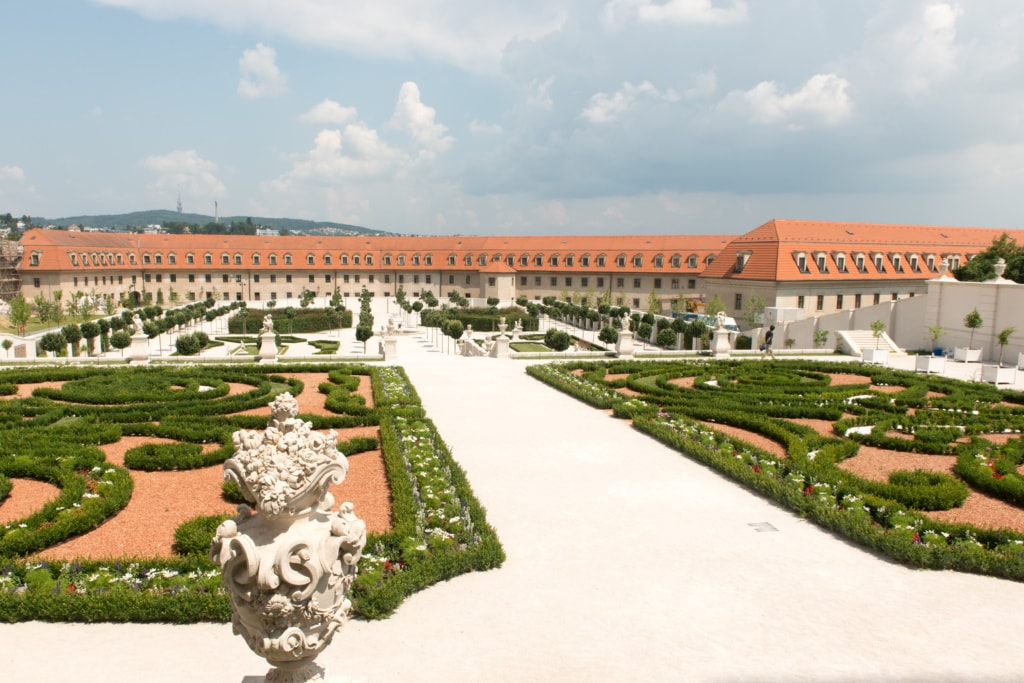 Barokova Zahrada