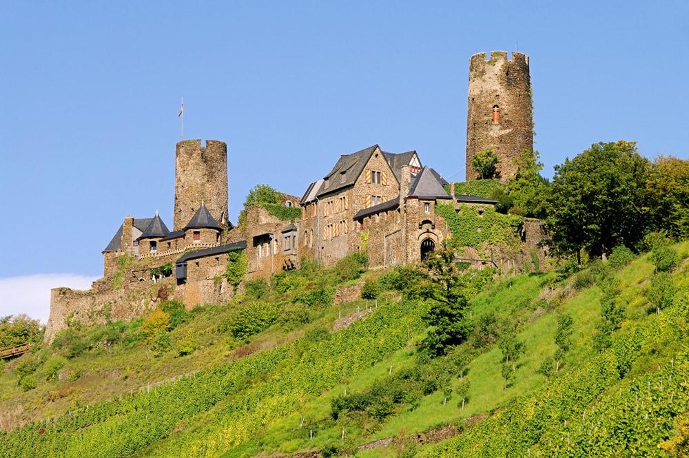 Unterwegs an der Untermosel: Burg Thurant
