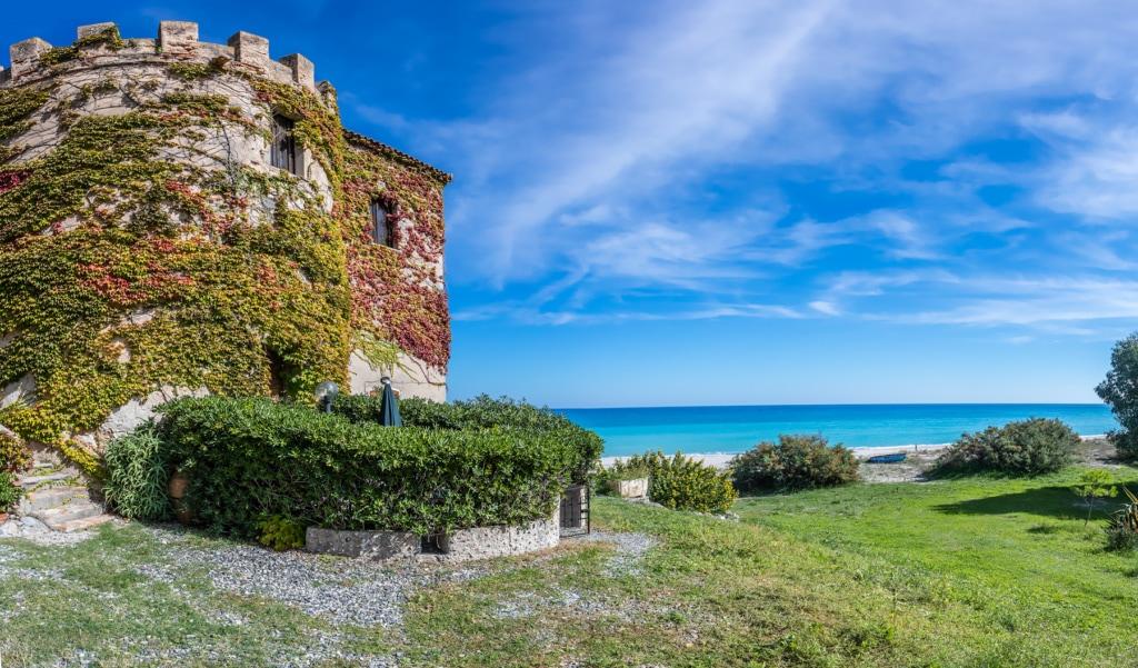 Urlaub in Kalabrien - Santa Caterina -Ferienappartments Torre Sant'Antonio