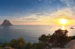 Es Vedra auf Ibiza