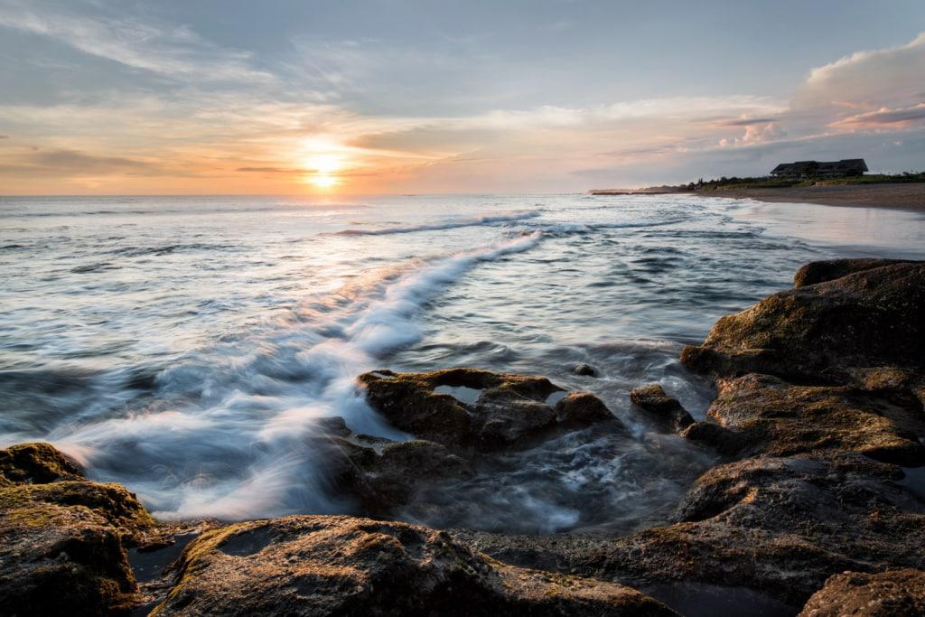 Como Uma Canggu an der Südküste Balis