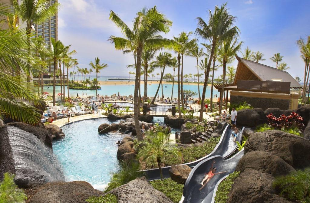 Hilton Hotel Hawaiian Village