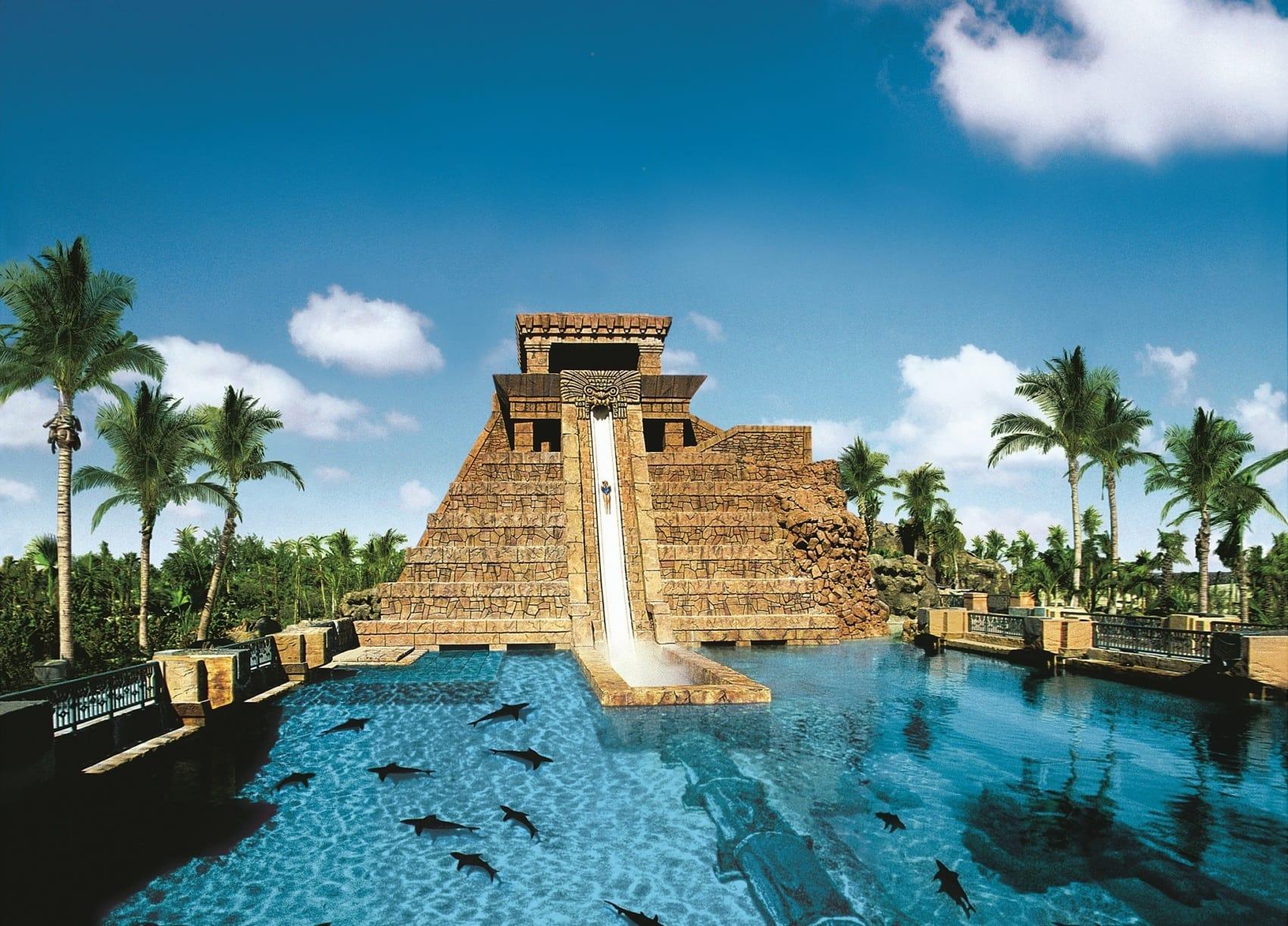 Water Park Nau Bahamas Best Rangda Ngora