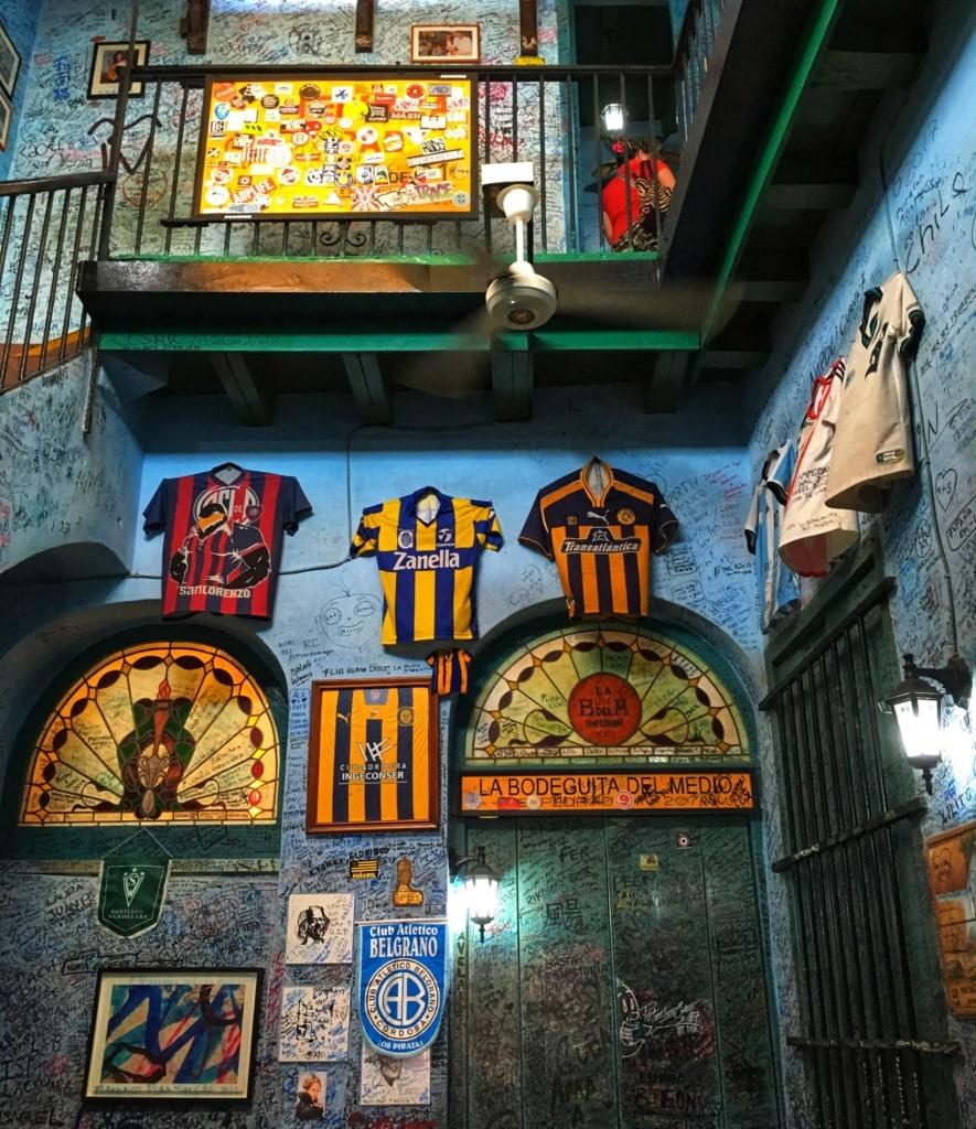 Bodiguita del Medito in der Altstadt von Havanna