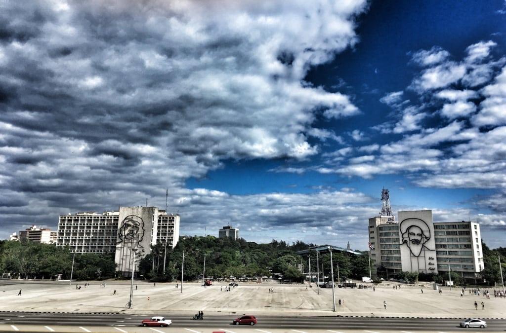 Revolutionsplatz in Havanna