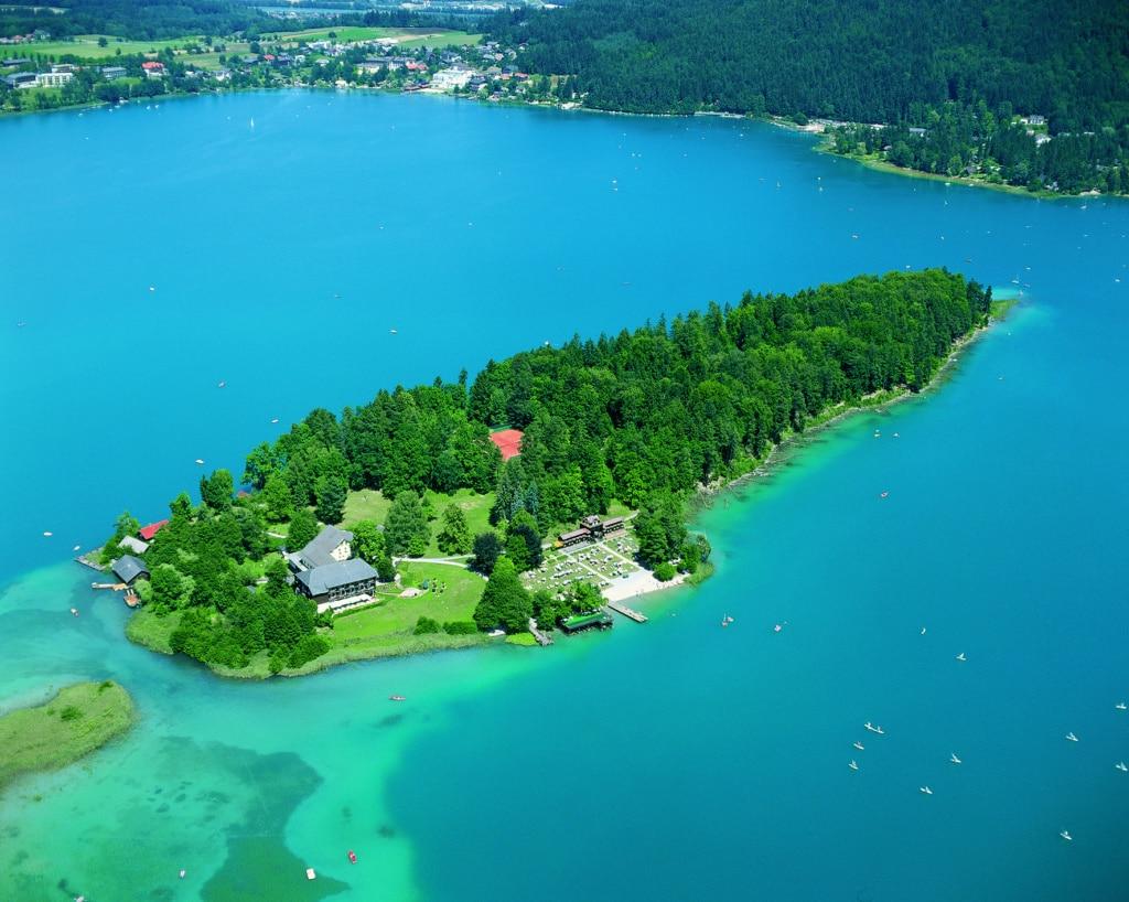 Inselhotel Faaker See