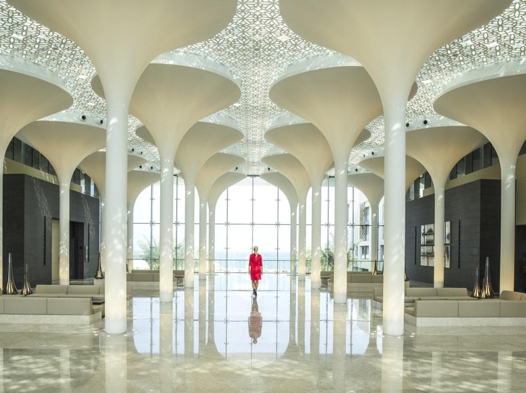 Kempinski Hotel Muscat - Lobby