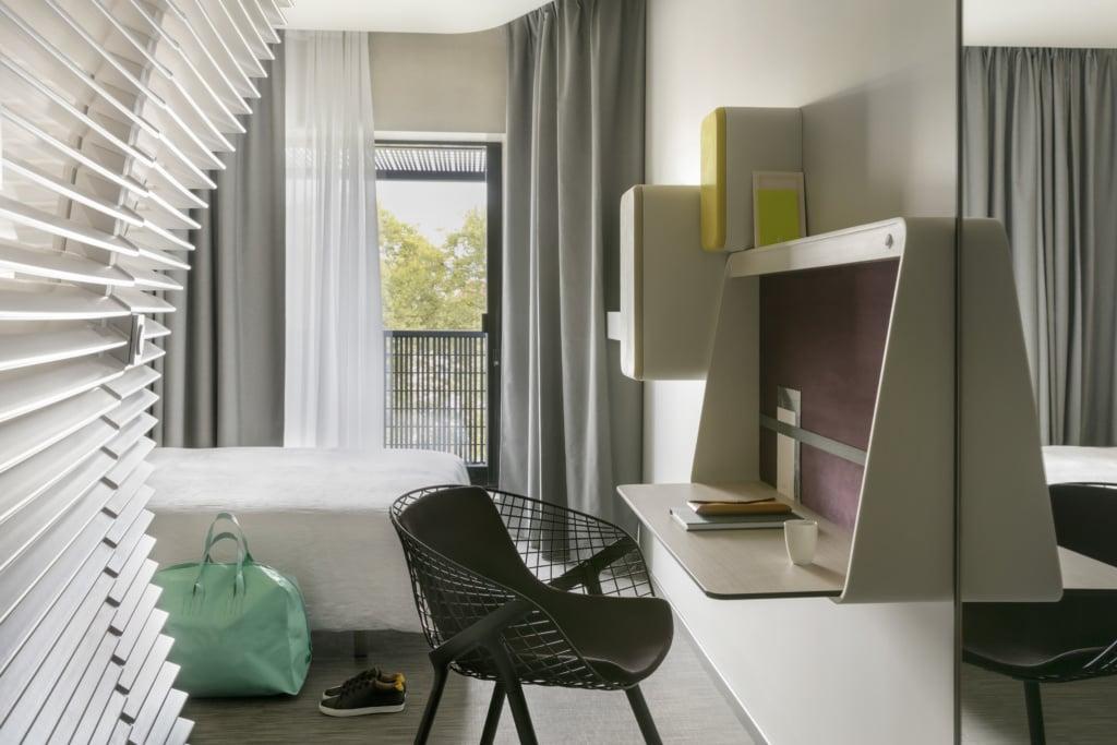 Zimmer des Okko Strassburg